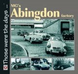 Omslag - MG's Abingdon Factory