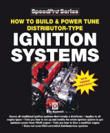 Omslag - How to Build & Power Tune Distributor-type Ignition Systems