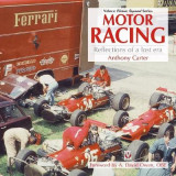 Omslag - Motor Racing - Reflections of a Lost Era