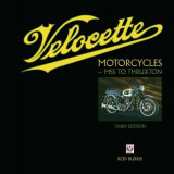 Omslag - Velocette Motorcycles - MSS to Thruxton
