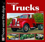 Omslag - American Trucks of the 1950s