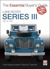 Omslag - Land Rover Series III