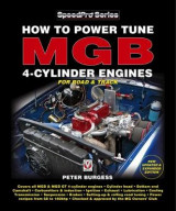 Omslag - How to Power Tune MGB 4-Cylinder Engines
