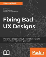 Omslag - Fixing Bad UX Designs