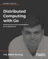 Omslag - Distributed Computing with Go