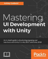 Omslag - Mastering UI Development with Unity