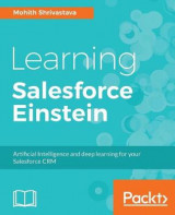Omslag - Learning Salesforce Einstein