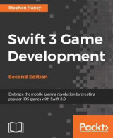 Omslag - Swift 3 Game Development