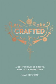 Crafted av Sally Coulthard (Innbundet)