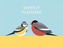I Like Birds: Garden Birds Weekly Planner av I Like Birds (Almanakk)