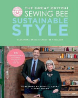 Omslag - The Great British Sewing Bee: Sustainable Style