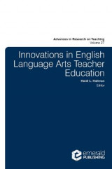 Omslag - Innovations in English Language Arts Teacher Education