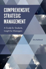 Omslag - Comprehensive Strategic Management