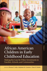 Omslag - African American Children in Early Childhood Education
