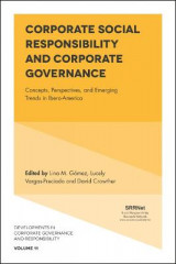 Omslag - Corporate Social Responsibility and Corporate Governance