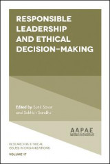 Omslag - Responsible Leadership and Ethical Decision-Making