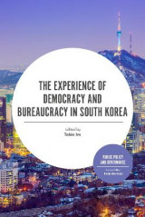 Omslag - The Experience of Democracy and Bureaucracy in South Korea