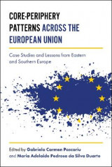 Omslag - Core-Periphery Patterns across the European Union