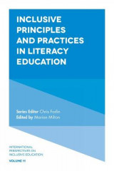 Omslag - Inclusive Principles and Practices in Literacy Education