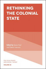 Omslag - Rethinking the Colonial State