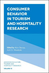 Omslag - Consumer Behavior in Tourism and Hospitality Research