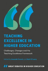 Omslag - Teaching Excellence in Higher Education