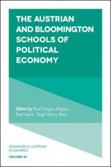 Omslag - The Austrian and Bloomington Schools of Political Economy