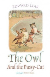 The Owl and the Pussy-Cat av Edward Lear (Heftet)