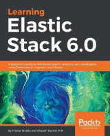Omslag - Learning Elastic Stack 6.0