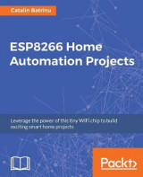 Omslag - ESP8266 Home Automation Projects