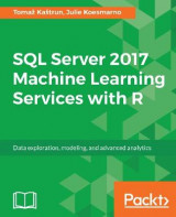 Omslag - SQL Server 2017 Machine Learning Services with R