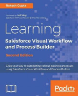 Omslag - Learning Salesforce Visual Workflow and Process Builder