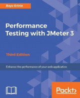 Omslag - Performance Testing with JMeter 3 - Third Edition
