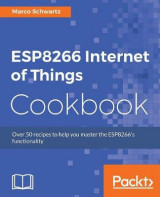 Omslag - Esp8266 Internet of Things Cookbook