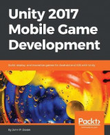 Omslag - Unity 2017 Mobile Game Development