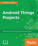 Omslag - Android Things Projects