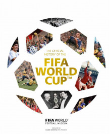 The official history of the FIFA world cup (Innbundet)