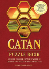 Omslag - Catan Puzzle Book