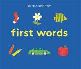 Omslag - Britta Teckentrup's First Words