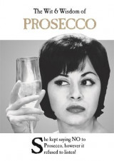 Omslag - The Wit and Wisdom of Prosecco