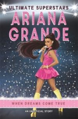 Omslag - Ultimate Superstars: Ariana Grande