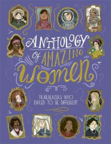 Omslag - Anthology of Amazing Women