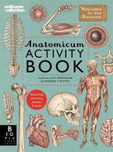 Omslag - Anatomicum Activity Book