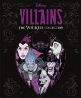 Omslag - Disney Villains: The Wicked Collection