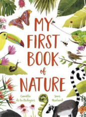 My First Book of Nature av Camilla De La Bedoyere (Heftet)