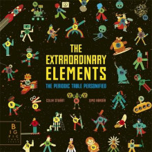 The Extraordinary Elements av Colin Stuart (Innbundet)