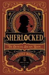 Omslag - Sherlocked! The official escape room puzzle book