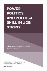 Omslag - Power, Politics, and Political Skill in Job Stress