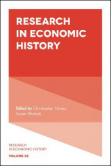 Omslag - Research in Economic History