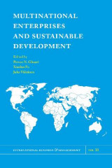 Omslag - Multinational Enterprises and Sustainable Development